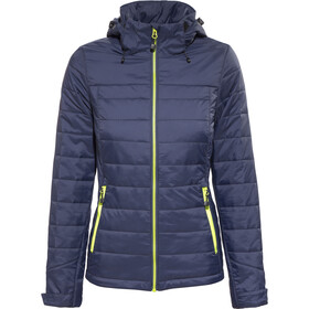 axant Alps Primaloft Jas Dames, dark blue
